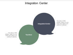 Integration Center Ppt Powerpoint Presentation Icon Clipart Cpb