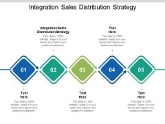 Integration Sales Distribution Strategy Ppt PowerPoint Presentation Show Vector Cpb