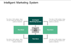 Intelligent Marketing System Ppt PowerPoint Presentation Professional Gallery Cpb