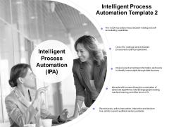 Intelligent Process Automation Communication Ppt PowerPoint Presentation Summary Slideshow