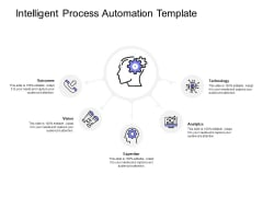 Intelligent Process Automation Expertise Ppt PowerPoint Presentation Infographics Slide Portrait