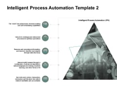 Intelligent Process Automation Management Ppt PowerPoint Presentation Portfolio Professional