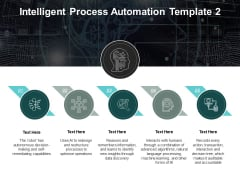 Intelligent Process Automation Ppt PowerPoint Presentation Show Inspiration