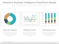 Interactive Business Intelligence Powerpoint Sample