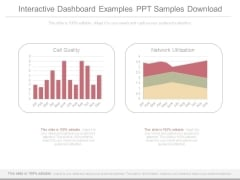 Interactive Dashboard Examples Ppt Samples Download