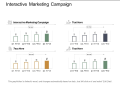 Interactive Marketing Campaign Ppt Powerpoint Presentation Styles Pictures Cpb