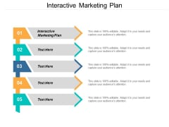 Interactive Marketing Plan Ppt PowerPoint Presentation Infographic Template Background Designs