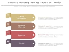 Interactive Marketing Planning Template Ppt Design