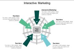 Interactive Marketing Ppt PowerPoint Presentation Portfolio Deck Cpb