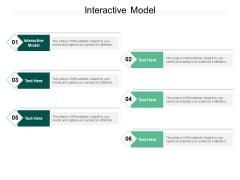 Interactive Model Ppt PowerPoint Presentation Pictures Styles Cpb Pdf