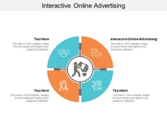 Interactive Online Advertising Ppt PowerPoint Presentation Icon Cpb