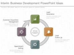 Interim Business Development Powerpoint Ideas