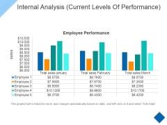 Internal Analysis Template 1 Ppt PowerPoint Presentation Ideas Display