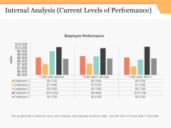 Internal Analysis Template 1 Ppt PowerPoint Presentation Summary Example Topics