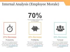 Internal Analysis Template 2 Ppt PowerPoint Presentation Infographics Graphics