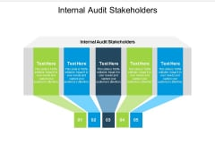 Internal Audit Stakeholders Ppt PowerPoint Presentation Professional Show Cpb