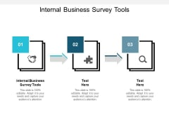 Internal Business Survey Tools Ppt PowerPoint Presentation Summary Tips