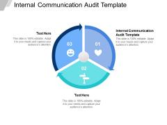 Internal Communication Audit Template Ppt PowerPoint Presentation Inspiration Display Cpb