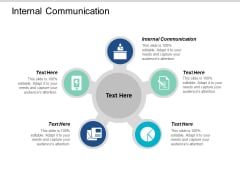 Internal Communication Ppt PowerPoint Presentation Infographics Diagrams Cpb