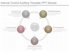 Internal Control Auditing Template Ppt Sample