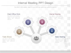 Internal Meeting Ppt Design