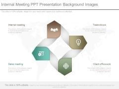 Internal Meeting Ppt Presentation Background Images