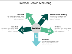 Internal Search Marketing Ppt PowerPoint Presentation Model Graphics Pictures Cpb