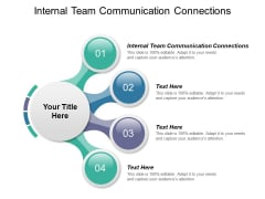 Internal Team Communication Connections Ppt PowerPoint Presentation Professional Icons