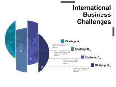 International Business Challenges Ppt PowerPoint Presentation Outline Ideas