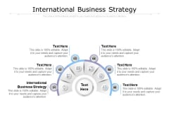 International Business Strategy Ppt PowerPoint Presentation Inspiration Introduction Cpb