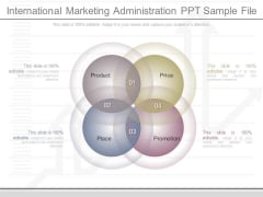 International Marketing Administration Ppt Sample File