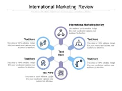 International Marketing Review Ppt PowerPoint Presentation Model Cpb