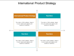 International Product Strategy Ppt PowerPoint Presentation Summary Background Cpb