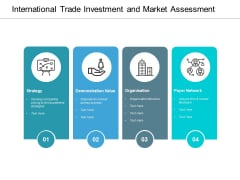 International Trade Investment And Market Assessment Ppt PowerPoint Presentation Icon Picture
