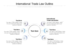 International Trade Law Outline Ppt PowerPoint Presentation Outline Example Cpb