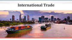 International Trade Marketing Strategies Ppt PowerPoint Presentation Complete Deck With Slides