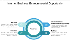 Internet Business Entrepreneurial Opportunity Ppt PowerPoint Presentation Icon Templates Cpb