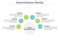 Internet Business Planning Ppt PowerPoint Presentation Show Example File Cpb