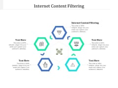 Internet Content Filtering Ppt PowerPoint Presentation Infographic Template Templates Cpb Pdf