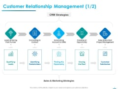 Internet Economy Customer Relationship Management Leads Ppt Show Display PDF