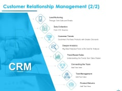 Internet Economy Customer Relationship Management Sales Ppt Show Background PDF