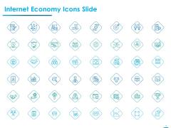 Internet Economy Icons Slide Ppt Portfolio Pictures PDF