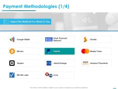 Internet Economy Payment Methodologies Pass Ppt Pictures Objects PDF
