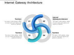 Internet Gateway Architecture Ppt PowerPoint Presentation Styles Themes Cpb