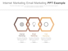 Internet Marketing Email Marketing Ppt Example