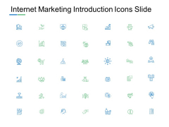 Internet Marketing Introduction Icons Slide Galobal Ppt PowerPoint Presentation Icon Backgrounds