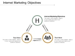 Internet Marketing Objectives Ppt PowerPoint Presentation Outline Designs Download Cpb