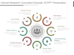 Internet Research Consultant Example Of Ppt Presentation