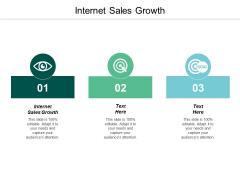 Internet Sales Growth Ppt Powerpoint Presentation Portfolio Format Ideas Cpb