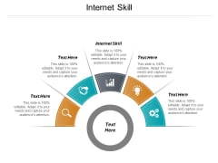 Internet Skill Ppt PowerPoint Presentation Professional Model Cpb